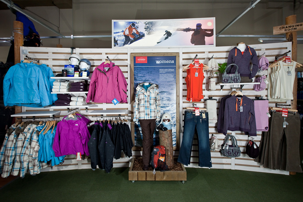 Cotswold Outdoor Leisure
