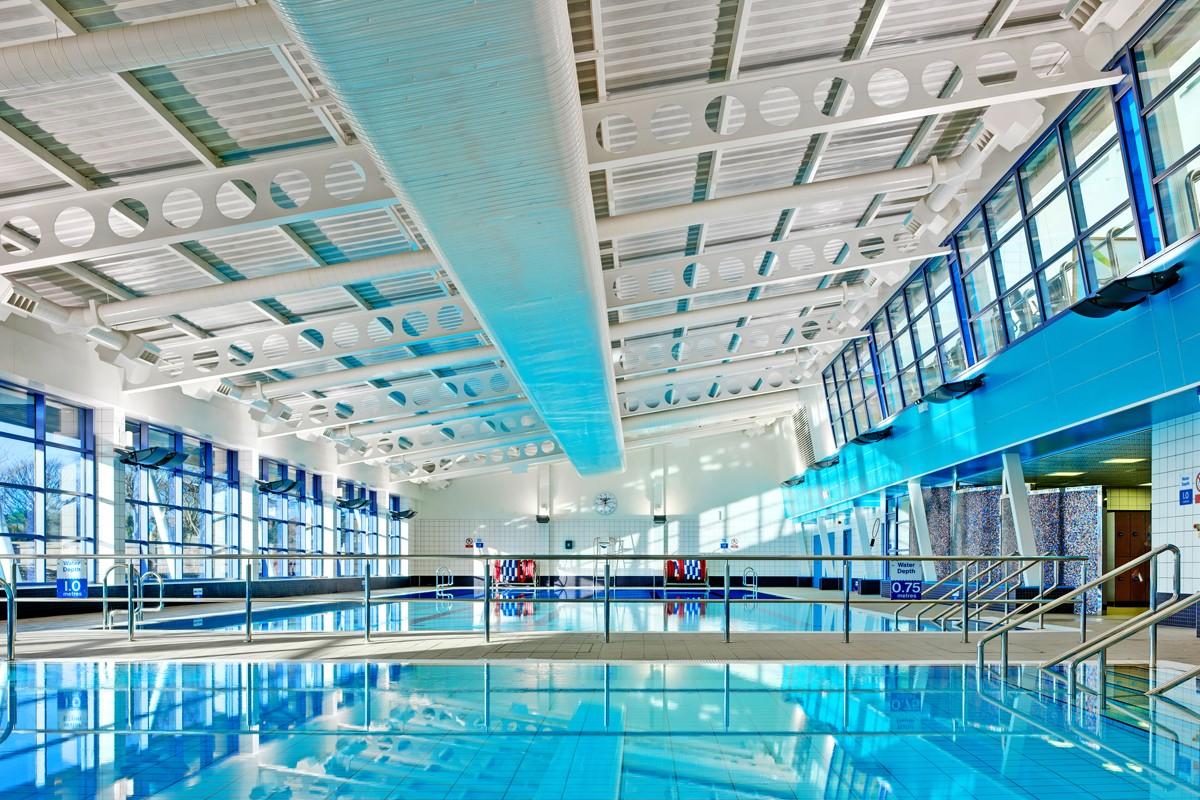 Maghull Leisure Centre Darnton B3