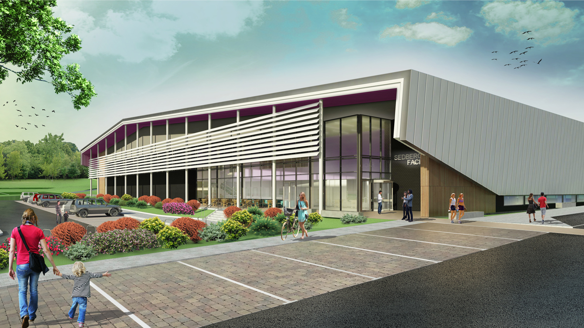 Case Study: Feasibility Study for an Indoor Sports Facility